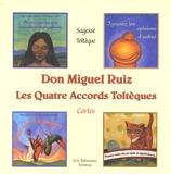 Les Quatre Accords Toltèques - Cartes - Guy Trédaniel Editions - 02/11/2005