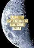 Le Petit Calendrier lunaire 2022 - Vivre au rythme de la Lune