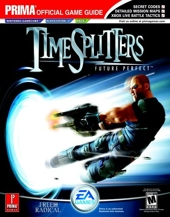 TimeSplitters - Future Perfect: Prima's Official Game Guide de Mike Searle