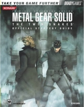 Metal Gear Solid® - The Twin Snakes Official Strategy Guide de Rick Barba