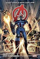 Avengers Tome 1 - Le monde des Avengers de Jonathan Hickman