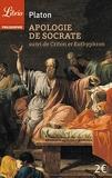 Apologie de Socrate - Suivi de Criton et Euthyphron - J'ai lu - 07/09/2013