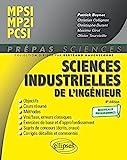 Sciences industrielles de l'ingénieur MPSI - MP2I - PCSI - Programme 2021