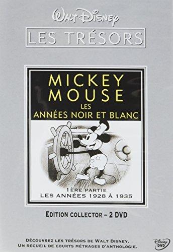 Mickey Mouse, Noir et blanc-1ère Partie-Les années 1928 à 1935 [Édition Collector-2 DVD]