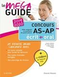 Le Méga-Guide - Concours Aide-soignant et Auxiliaire de puériculture 2019/2020 - Ecrit + Oral. Avec planning de révision et vidéos d'entretiens avec le jury - Elsevier Masson - 16/08/2018