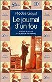 Le Journal D'un Fou - Suivi De Le Portrait - Et La Perspective Nevsky - J'ai Lu - 01/11/1998