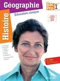 Histoire-Géographie - Éducation civique 1re Bac Pro by Jacqueline Kermarec (2014-05-07) - Foucher - 07/05/2014