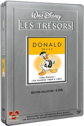Donald de A à Z - 1ère partie