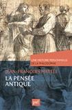 La pensée antique - Une histoire personnelle de la philosophie