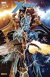 X-Men (fresh start) N°8 d'Ed Brisson