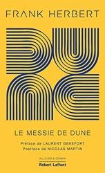 Dune - édition collector - Tome 2 - Le Messie de Dune (02) de Frank HERBERT
