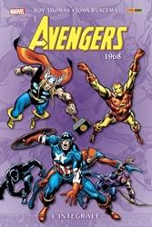 Avengers - L'intégrale 1968 (T05 Nouvelle édition) de Roy Thomas