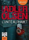 L'Unité Alphabet - Livre audio 2 CD MP3 - Audiolib - 28/11/2018