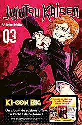 Jujutsu Kaisen T03 - OP Big Three (3) de Gege Akutami