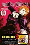 Jujutsu Kaisen T03 - OP Big Three (3) - Ki-oon - 04/06/2020