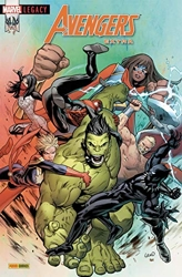 Marvel Legacy - Avengers Extra n°5 de Greg Pak