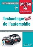 Technologie automobile 1re BAC PRO maintenance des véhicules - Livre de l'élève by Philippe Pelourdeau (2015-06-01) - DELAGRAVE - 01/06/2015