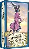 Oracle Histoires de sorcières - Boîte cloche comprenant un jeu de 40 cartes avec livret en couleurs de 126 pages