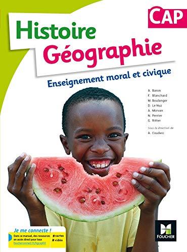 Histoire-Géographie-EMC CAP