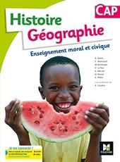 Histoire-Géographie-EMC CAP - Éd. 2017 - Manuel élève d'Annie Couderc