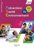 Prévention Santé Environnement CAP - Livre élève - Nouveau programme 2016 by Martine Cerrato (2016-04-20) - Hachette Éducation - 20/04/2016