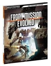 Front Mission Evolved Official Strategy Guide de BradyGames
