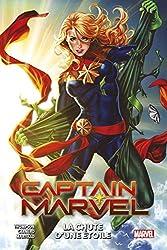 Captain Marvel T02 - La chute d'une étoile de Kelly Thompson
