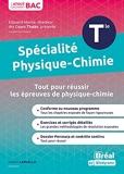 Spécialité physique-chimie terminale - Cours et exercices corrigés basés sur le nouveau programme officiel spécialité de physique-chimie Tle