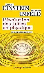 L'évolution des idées en physique d'Albert Einstein