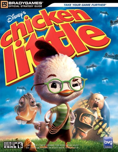 Disney's Chicken Little Official Strategy Guide