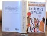 Le juge d'Egypte tome 3 - La justice du vizir - France loisirs - 01/01/1994