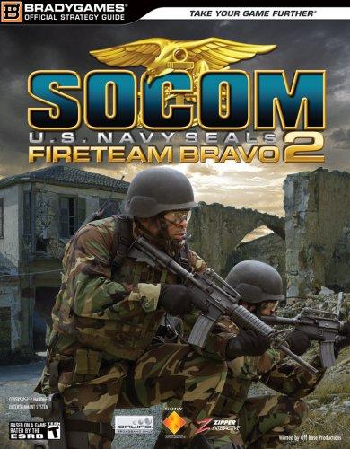 SOCOM U.S. Navy SEALs Fireteam Bravo 2 Official Strategy Guide