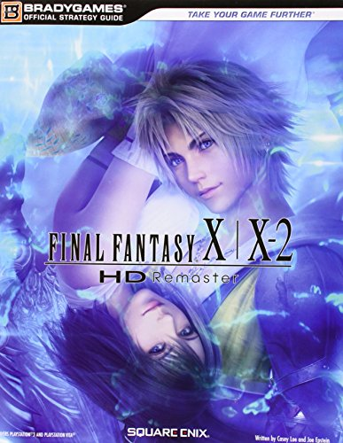 Final Fantasy X-X2 HD Remaster Official Strategy Guide.