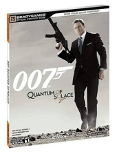 007 Quantum of Solace Official Strategy Guide de BradyGames