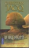 Le Juge d'Egypte, tome 1 - La Pyramide assassinée by Jacq, Christian