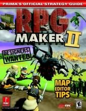 Rpg Maker II - Prima's Official Strategy Guide de Damien Waples