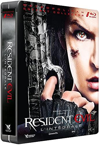 L'intégrale Apocalypse Extinction Afterlife Retribution + Resident Evil