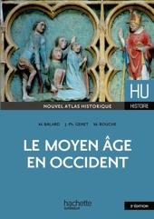 Le Moyen-âge en occident de Michel Balard