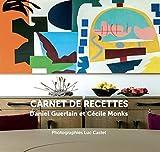 Carnets de recettes de Daniel Guerlain