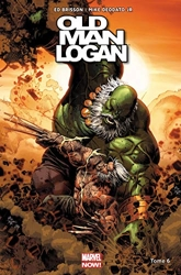 Old man Logan All-new All-different - Tome 06 d'Ed Brisson