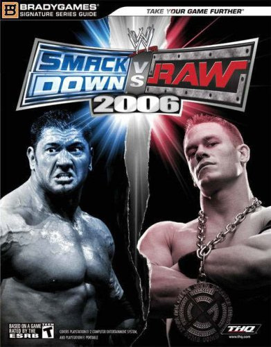 WWE SmackDown! vs. Raw® 2006 Official Strategy Guide