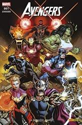 Avengers (fresh start) n°1 d'Eduardo McGuinness