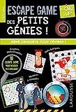 Escape games des petits génies CM2