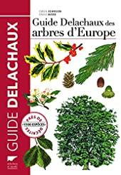 Guide Delachaux des arbres d'Europe. 1500 espèces d'Owen Johnson