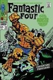 Fantastic Four - L'intégrale 1968 (T07 Nouvelle édition)