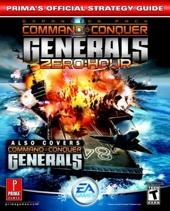 Command & Conquer Generals Zero Hour - Prima's Official Strategy Guide de Prima Development