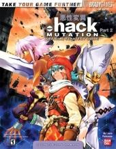.hack? Part 2 - Mutation Official Strategy Guide de Laura Parkinson