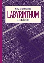 Labyrinthum de Marc-Antoine Mathieu