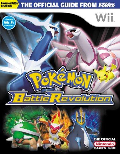 Official Nintendo Pokemon Battle Revolution Player's Guide