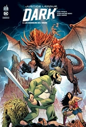 Justice League Dark Rebirth - Tome 2 de TYNION IV James